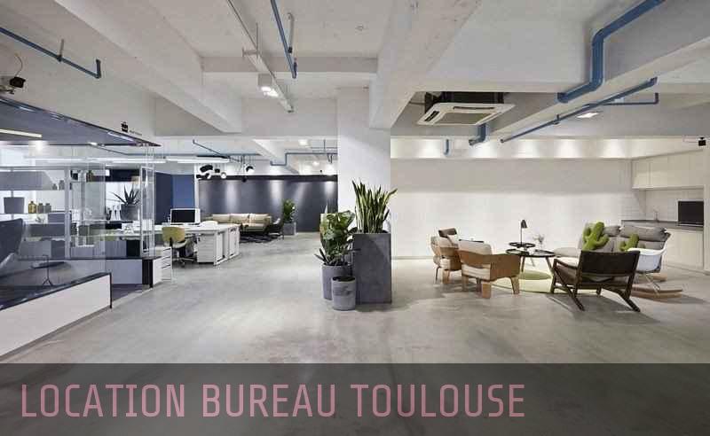 Location de bureau Toulouse